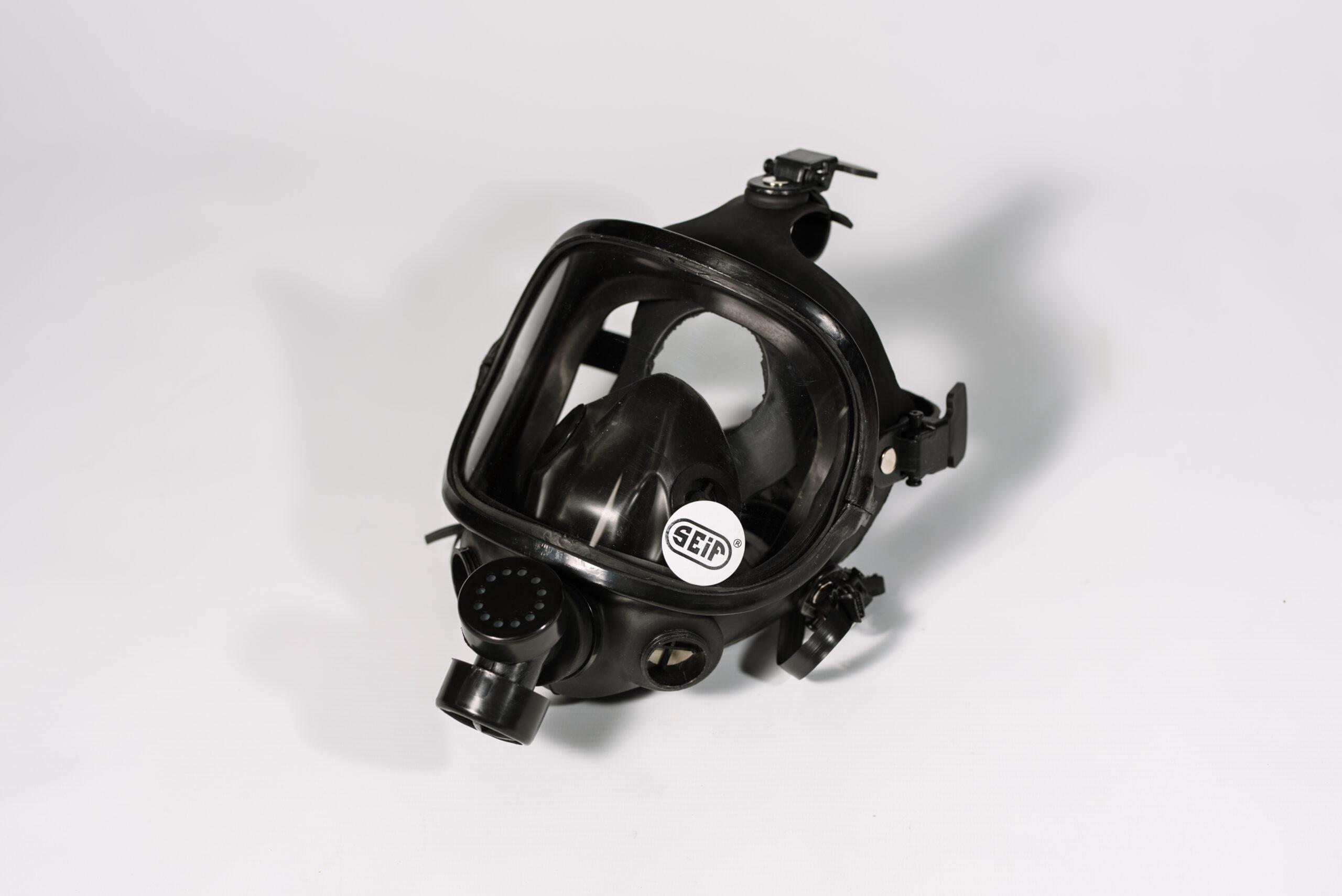 Máscara Integral con Filtro