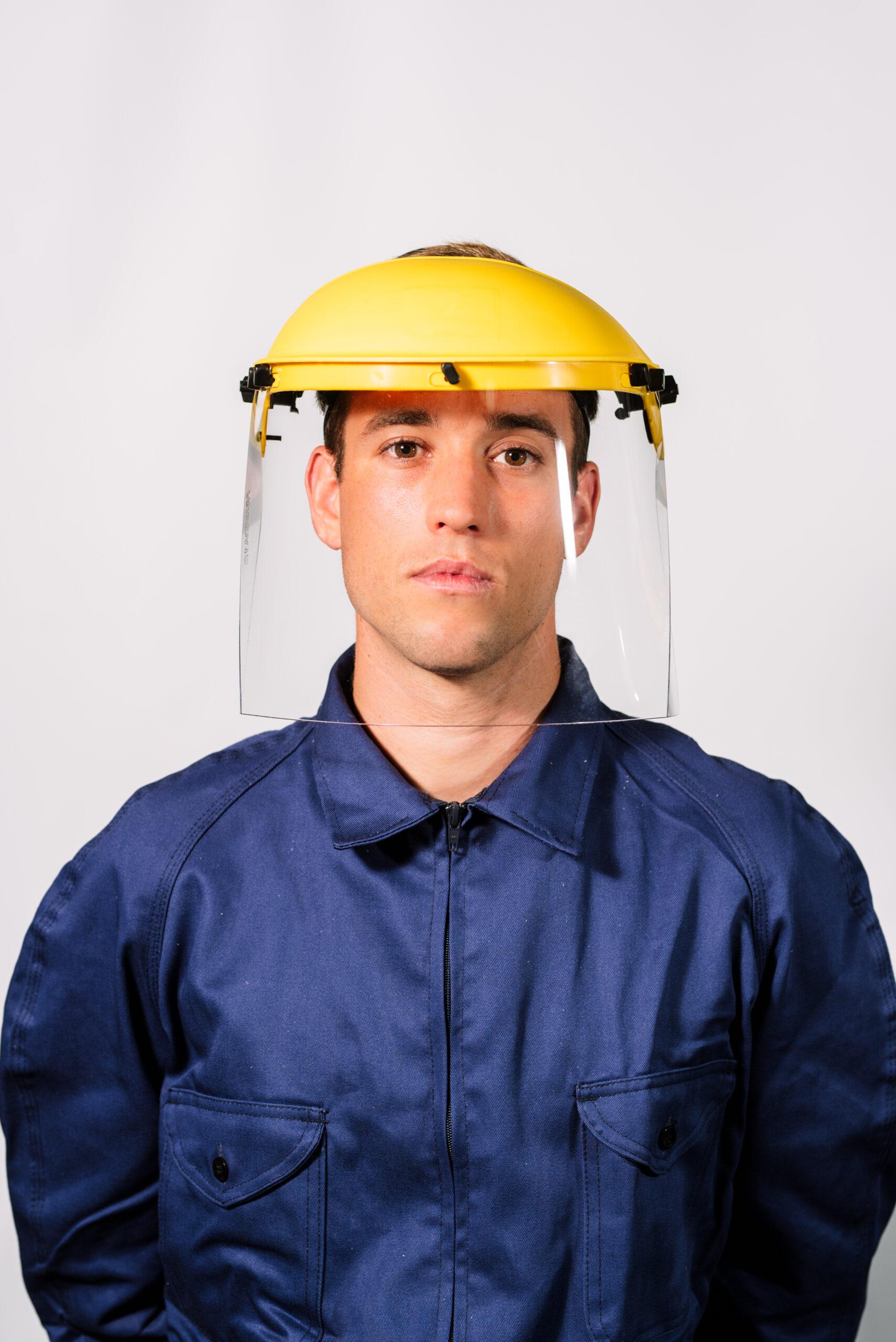 Protector Facial Plástico